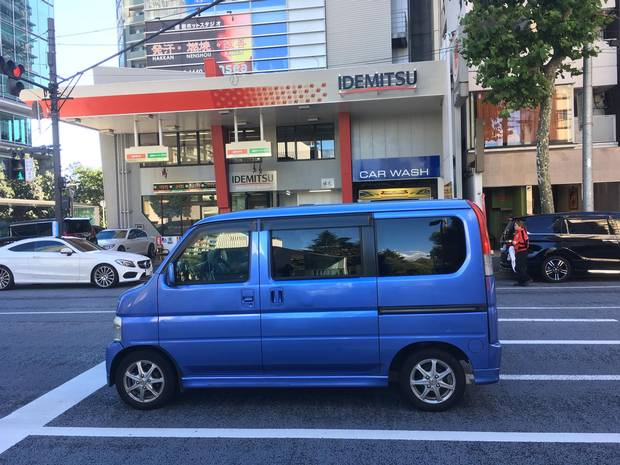 Kei cars remain popular today in Japan and come in all shapes and sizes, from coupes to minivans.