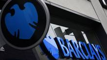 A Barclays branch in London. (Phil Noble/Reuters)