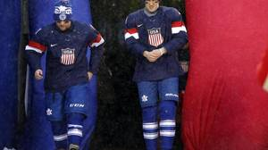 Sochi: Resurgent Leafs Can Thank Its Olympic-bound Americans