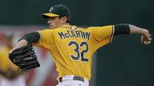Brandon McCarthy (Ben Margot/The Associated Press)