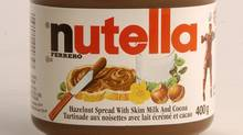 Nutella is produced by chocolate maker Ferrero. Since 1964, when it first came out, it has been a favorite of Italians and a classic snack for generations of children. (Kevin Van Paassen/Kevin Van Paassen/The Globe and Mail)