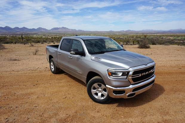 Review: 2019 Ram 1500 presents a gentler revamp of the ...