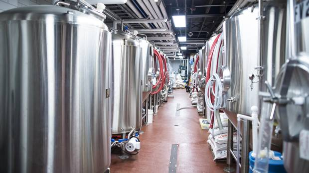 Inside Calgary's Mill Street Brewery - The Globe and Mail