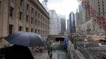 Councillor Denzil Minnan-Wong is concerned soaring costs at Union Station will also occur with the Scarborough subway plan. (Moe Doiron/The Globe and Mail)