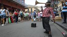 There are plenty of locations down south to melt the winter blues away, including music-loving New Orleans. (CHRIS GRANGER/THE TIMES-PICAYUNE)