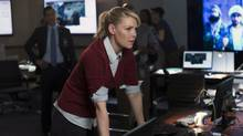Katherine Heigl portrays CIA agent Charleston Tucker in NBC's new series, State of Affairs. (Michael Parmelee/THE CANADIAN PRESS)