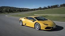 (Lamborghini)