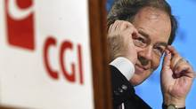 Serge Godin, chief executive of CGI Inc. (RYAN REMIORZ/CP)