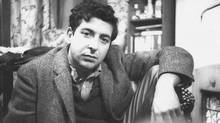 A young Leonard Cohen (Courtesy of Leonard Cohen)