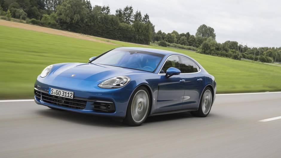 Photos Provided By Porsche