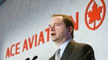 ACE Aviation Holdings Inc. CEO Robert Milton (Paul Chiasson/The Canadian Press)