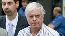 Earl Jones was one of the Quebec securities regulators's high profile cases in 2009. Jones was accused of bilking clients out of as much as $50 million. (Graham Hughes/The Canadian Press/Graham Hughes/The Canadian Press)