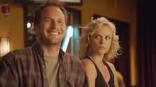 """Patrick Wilson and Charlize Theron in a scene from """"Young Adult."""" (AP Photo/Paramount Pictures)"""