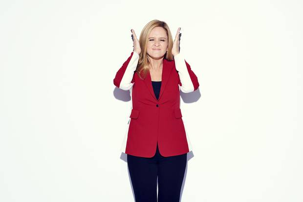 Bee was a correspondent on The Daily Show for 12 years, which Full Frontal now produces ratings to rival.