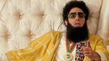 Sacha Baron Cohen in The Dictator (Melinda Sue Gordon/Paramount Pictures/Melinda Sue Gordon/Paramount Pictures)