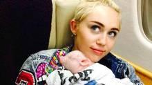 Miley Cyrus and Bubba Sue (Instagram)