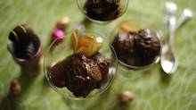 Olive oil chocolate mousse (Fred Lum / The Globe and Mail/Fred Lum / The Globe and Mail)
