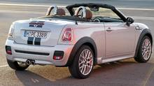 2012 Mini Roadster (Daniel Kraus/BMW)