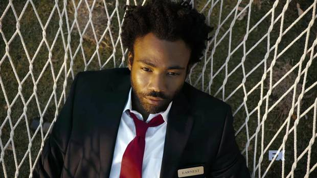 Series creator Donald Glover stars with Brian Tyree Henry in Atlanta.