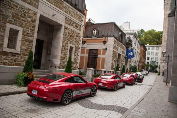 Porsche 150 Tour