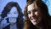 "Canadian Olympic athlete Clara Hughes was part of Bell Canada's ""Let's Talk"" campaign. (Adrian Wyld/THE CANADIAN PRESS)"