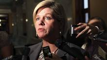 Provincial NDP Leader Andrea Horwath in 2009. (Colin O'Connor/The Canadian Press/Colin O'Connor/The Canadian Press)
