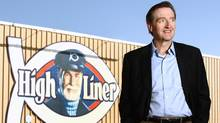 High Liner Foods Inc. president and chief executive Henry Demone at the company's head office in Lunenburg, N.S., March 10, 2010. (PAUL DARROW/For The Globe and Mail/PAUL DARROW/For The Globe and Mail)